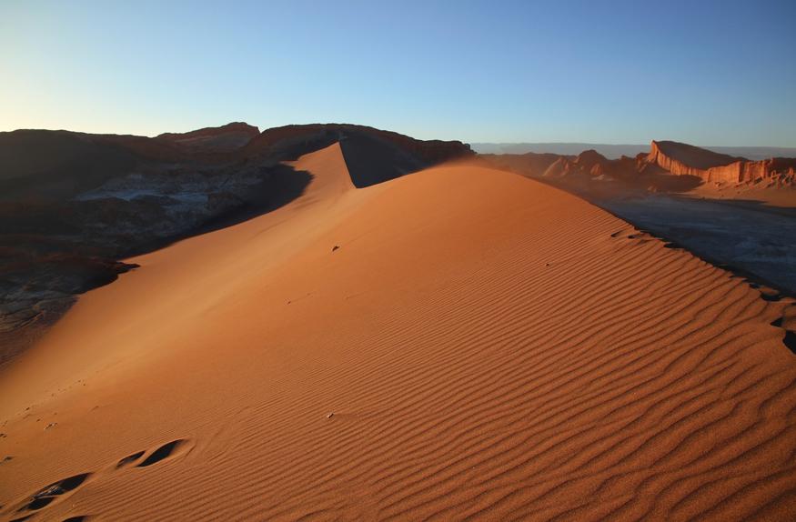 Valle da Luna, Deserto de Atacama