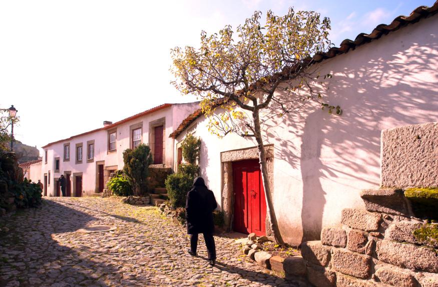 Ruas históricas de Marialva