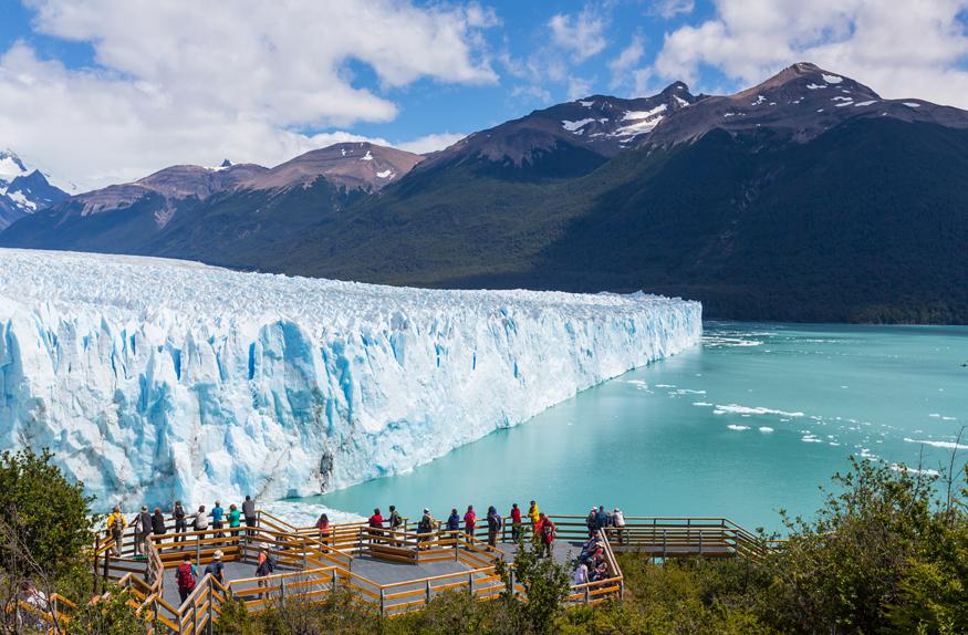 Perito Moreno Glacier, Patagônia Argentina
