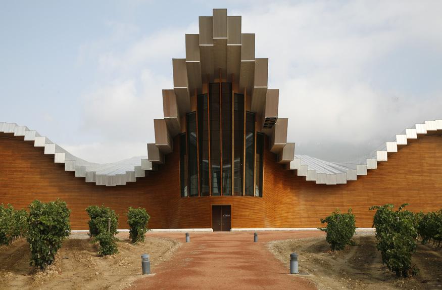 Bodegas Ysios, Rioja