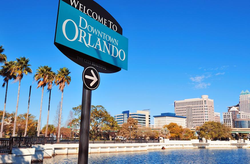 Welcome Orlando