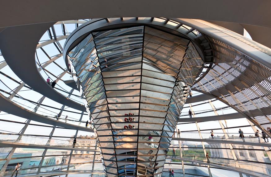 Cúpula de vidro do Reichstag