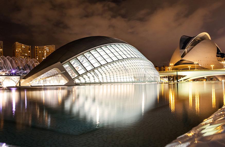 Cidade das Artes, Valência
