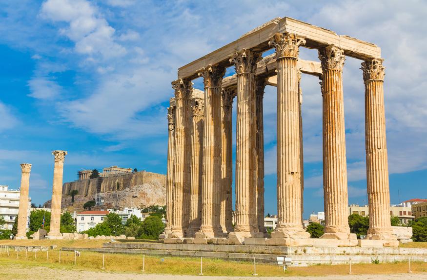 Olympeion, Atenas