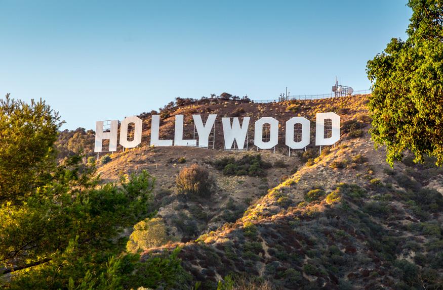 Letreiro de Hollywood