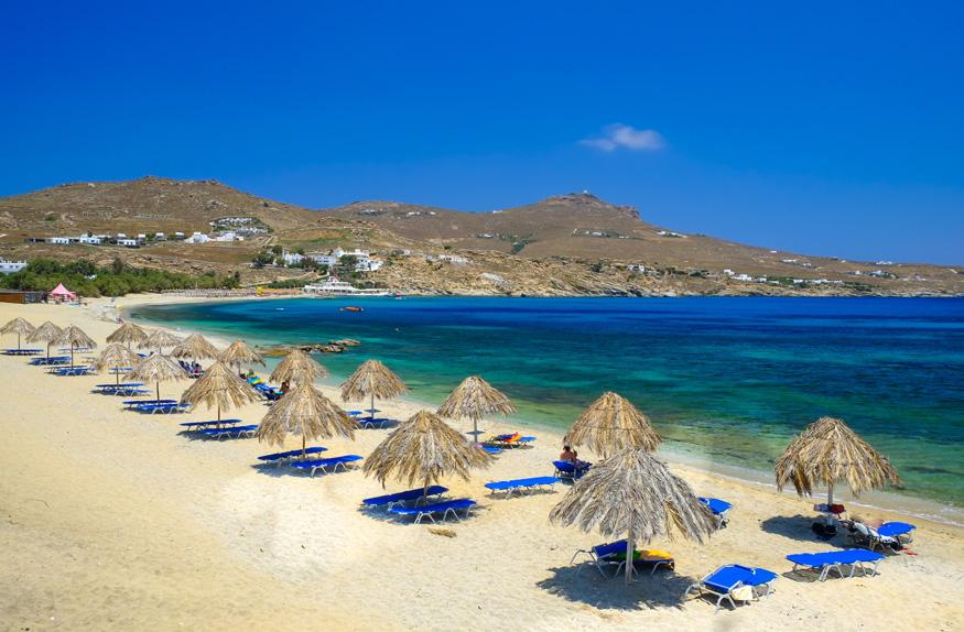 Praia de Mykonos