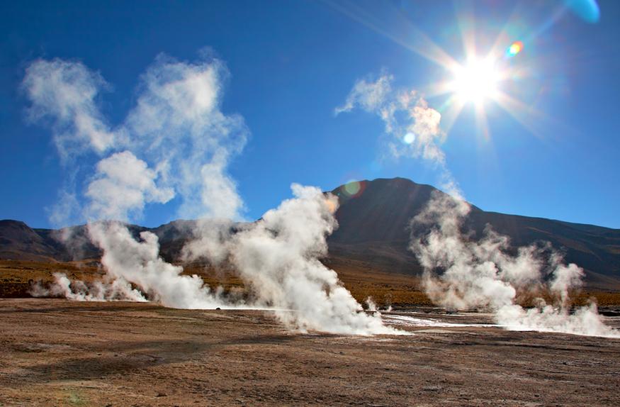 Geyseres Del Tatio, Deserto de Atacama