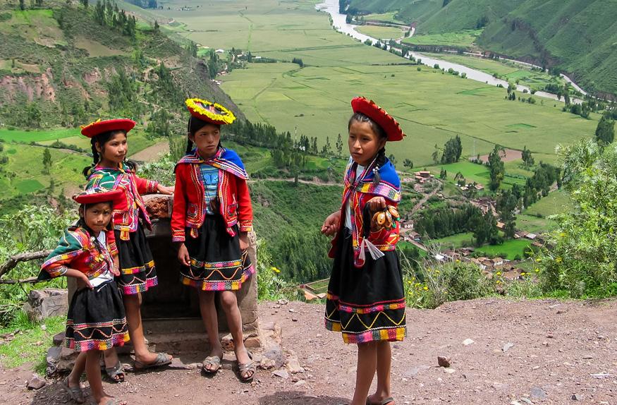 Vale Sagrado, Machu Picchu