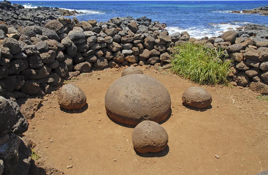 Ahu Te Pito Kura, Ilha de Páscoa