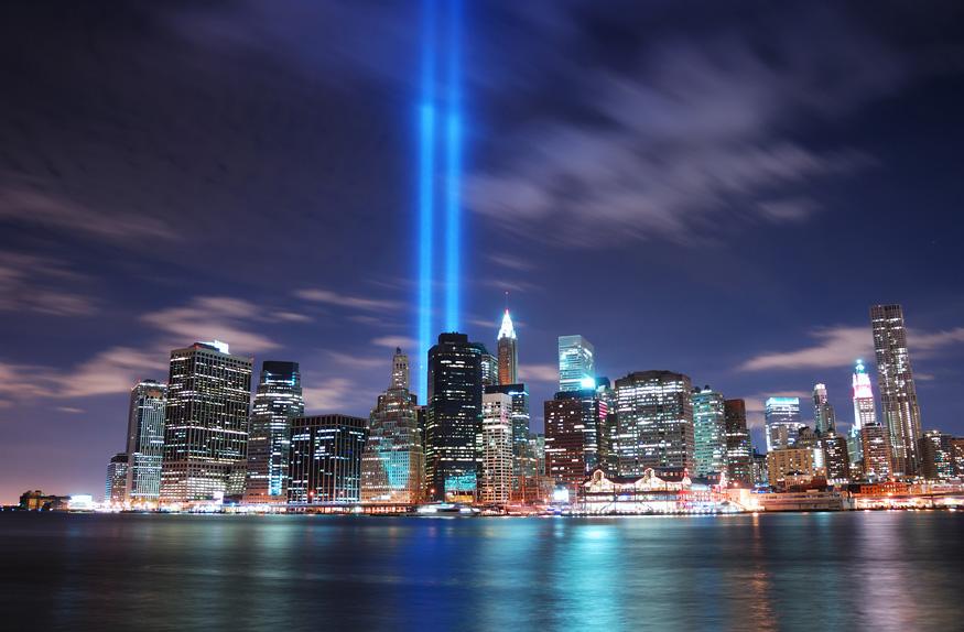 Nova York à noite