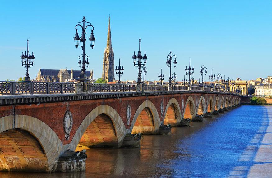 Centro de Bordeaux