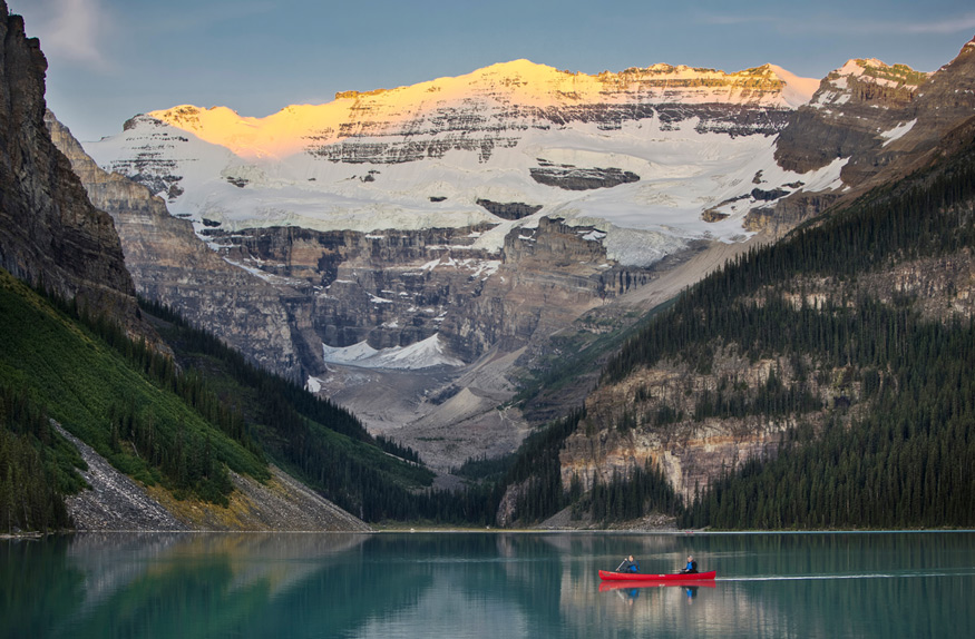 Canoa Lake Louise