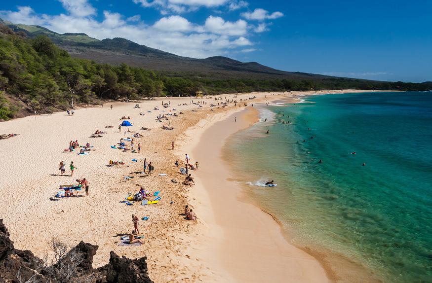 Big Beach, Mauí