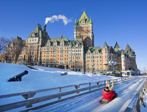 Inverno em Quebec