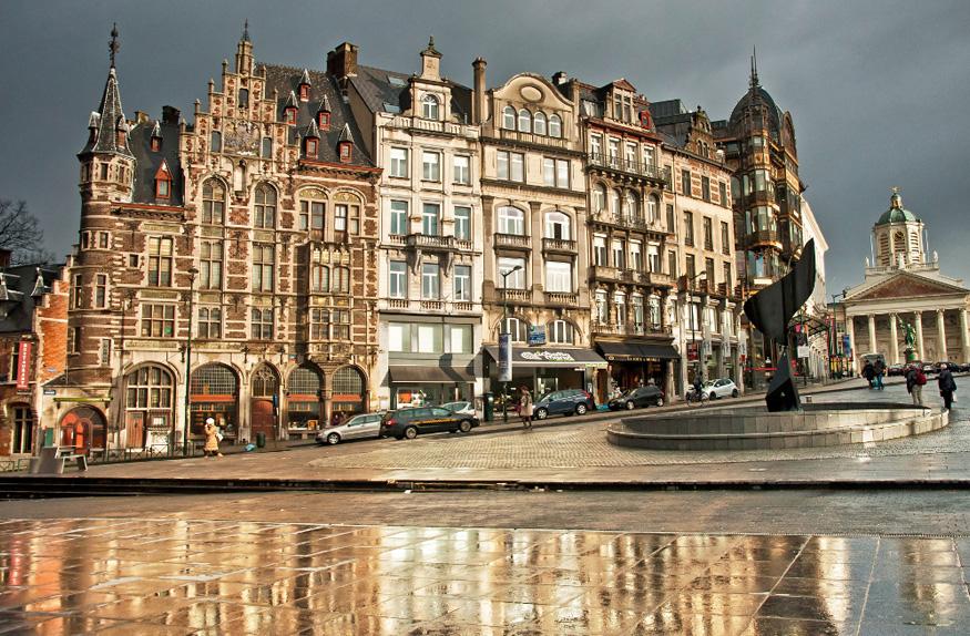 Casas de Bruxelas